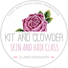 kit and clowder skin and hair badge 2