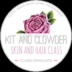kit and clowder skin and hair badge 2