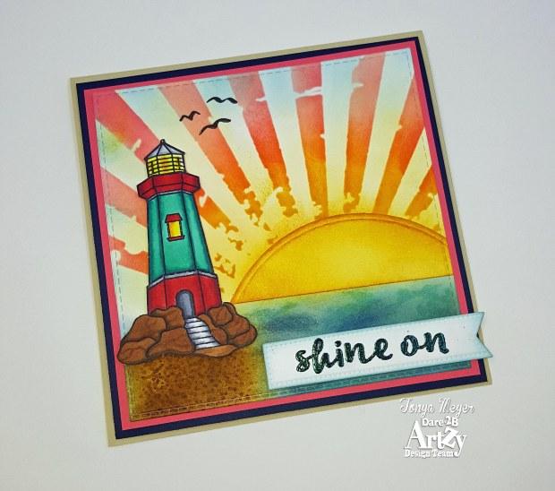 Lighthouse 3 shine wm