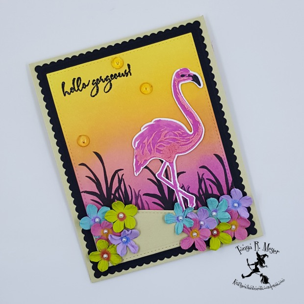 flamingo flat wm