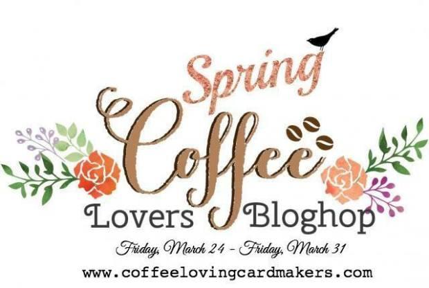 coffee lovers blog hop logo