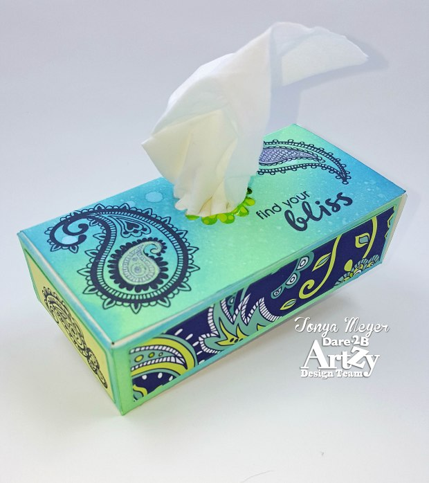Kleenex Box Tonya wm