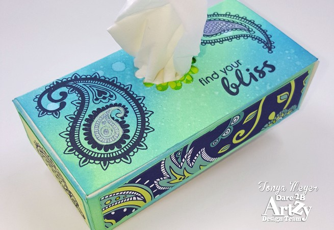 Kleenex Box4 Tonya closeup wm