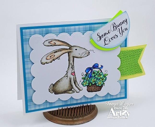 Raggity Bunny 1 wm