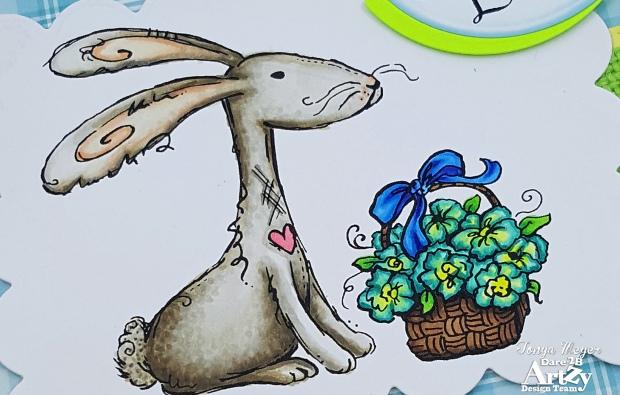 Raggity Bunny 3 wm