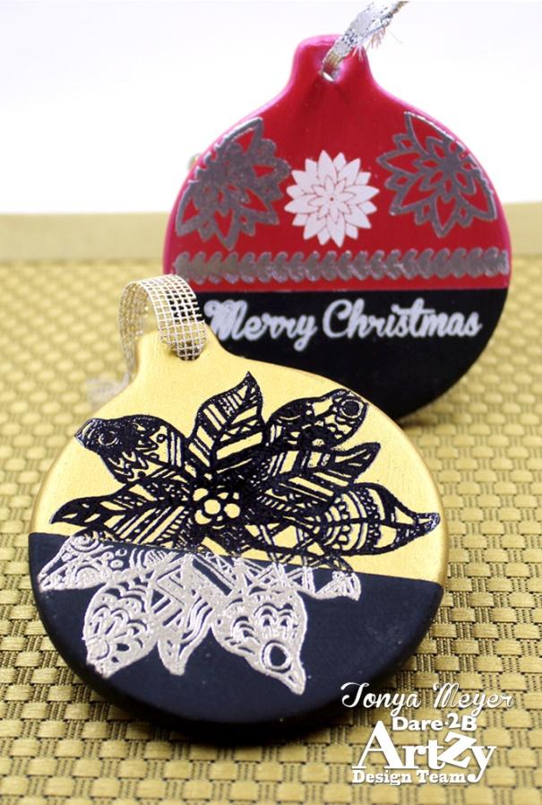 Ornaments 3D Project - Tonya wm