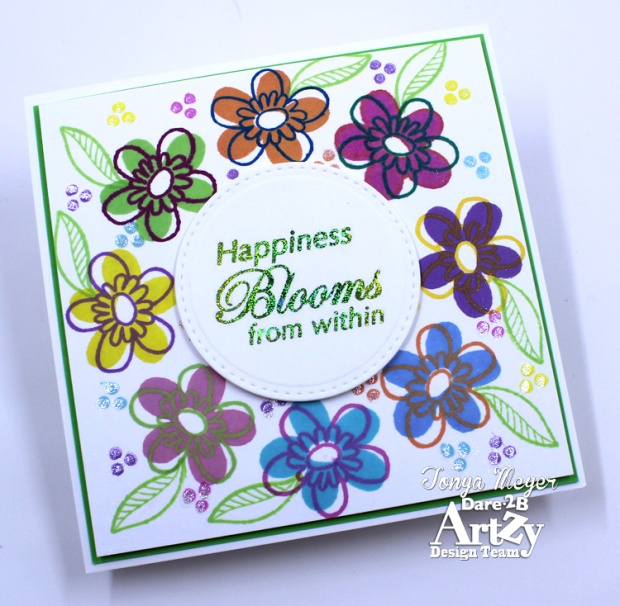 Happiness Blooms 4 wm
