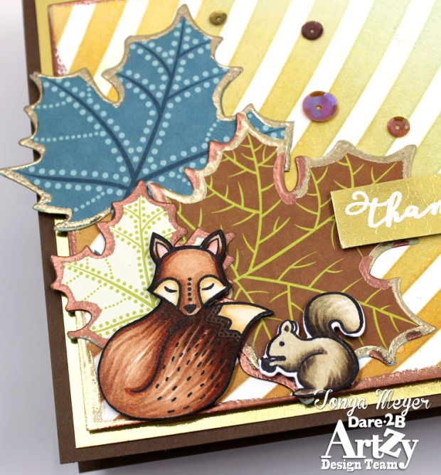 Foxy Fall Thankful 4 wm
